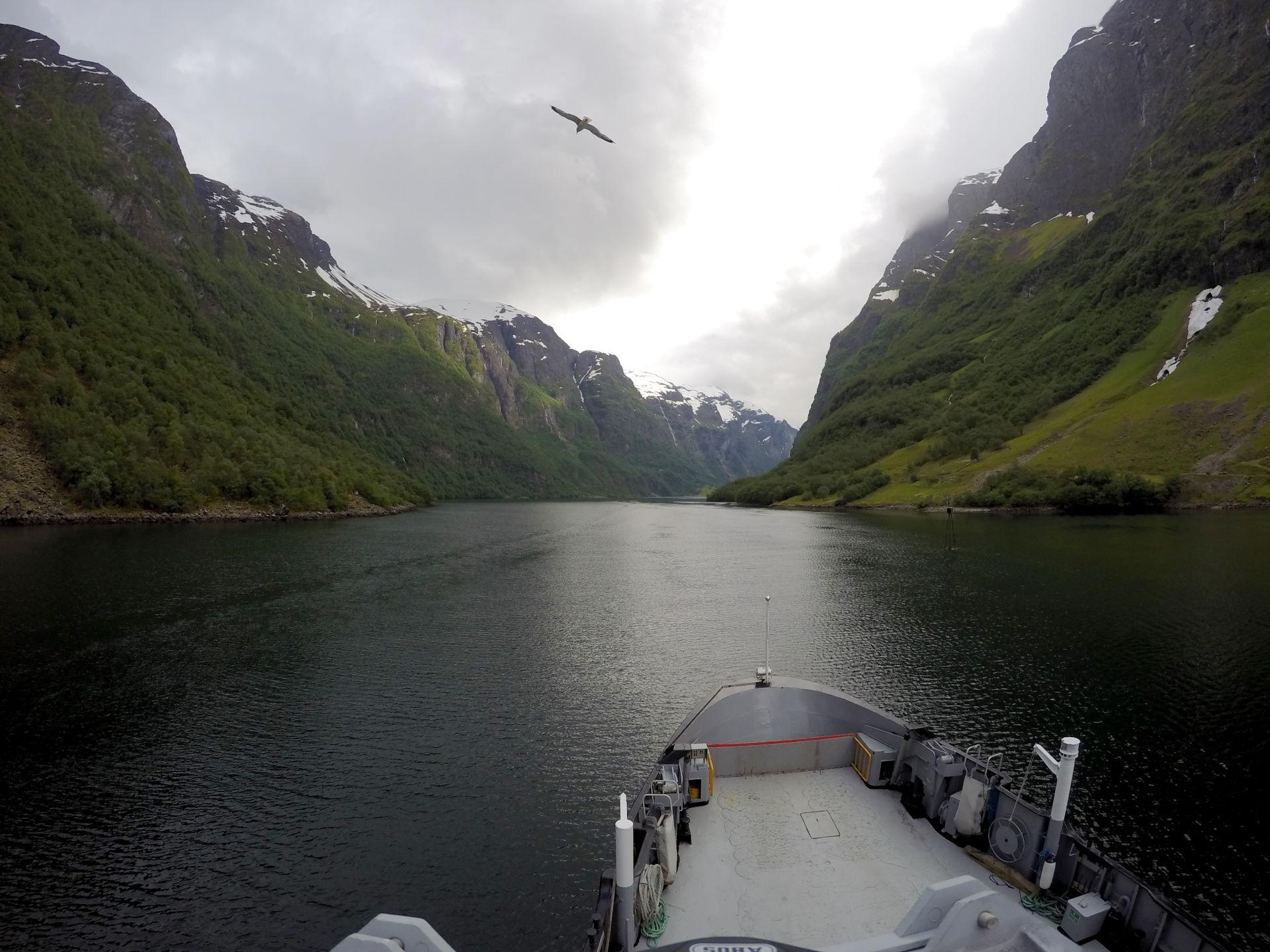 Norge 29. juni - 1. juli