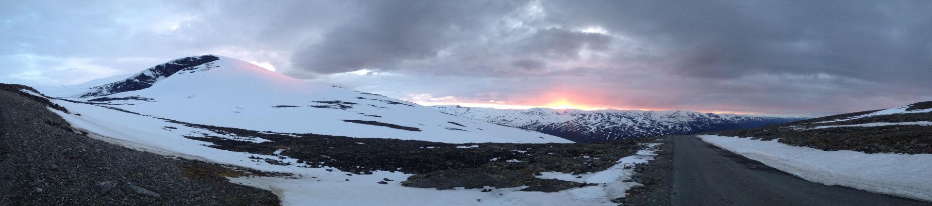 Panoramabilleder Norge