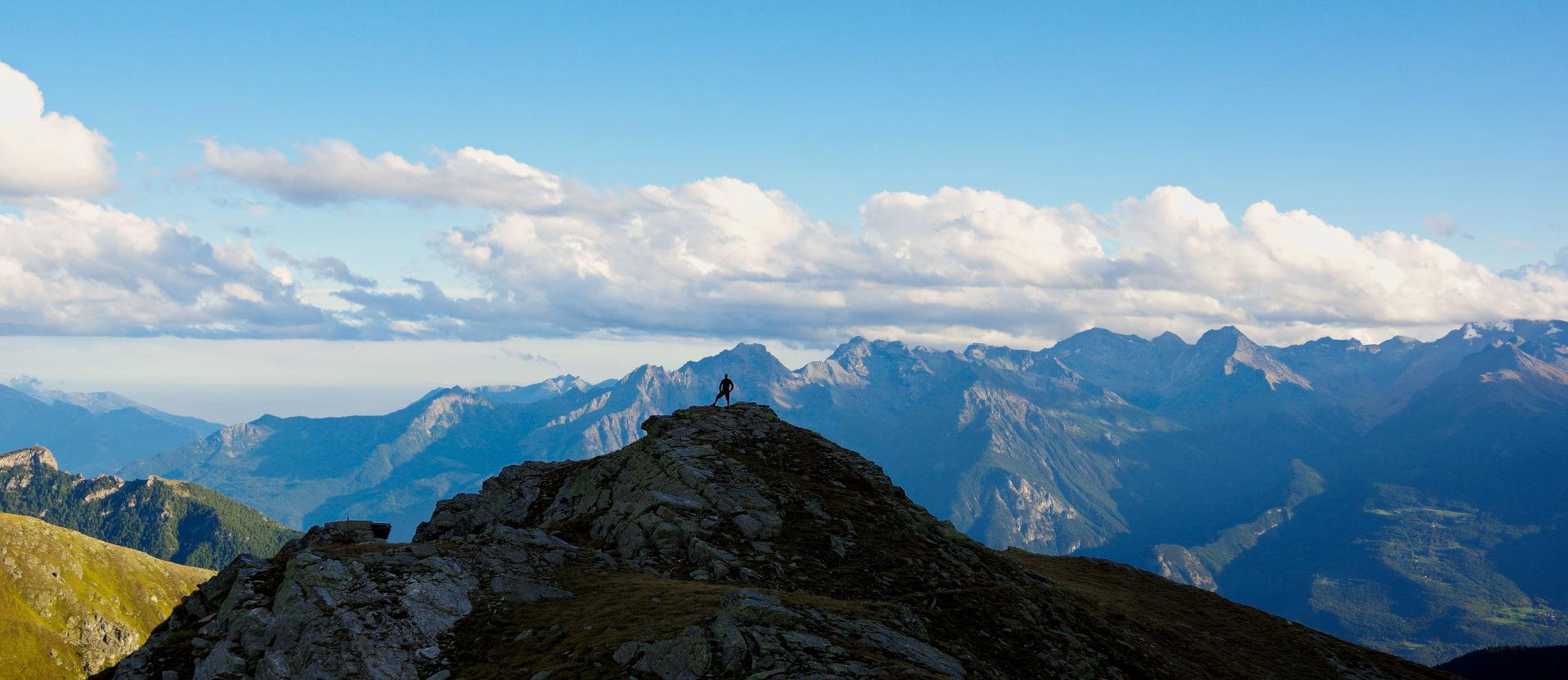 Italien 17.-19. september - Vandring i Alperne del 1